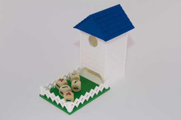 Bird House Dice Tower