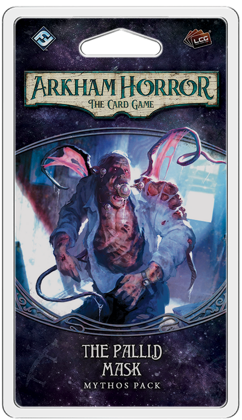 Arkham Horror: The Pallid Mask