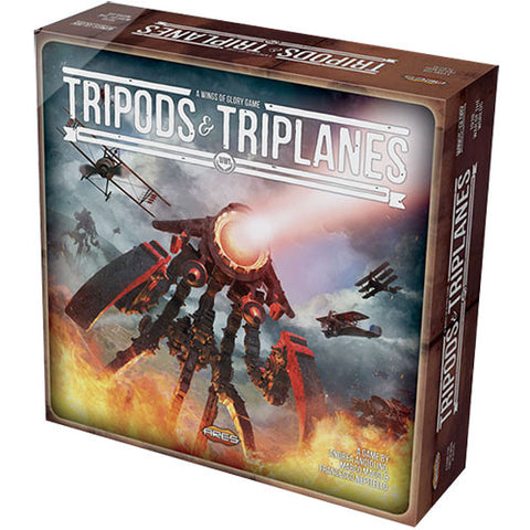Wings of Glory: Tripods & Trip