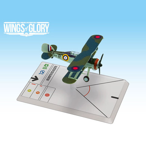 Wings of Glory: Gloster Sea Gladiator (Burges)