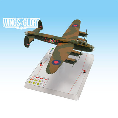 Wings of Glory: Avro Lancaster B MK.III (Grog's the Snot)