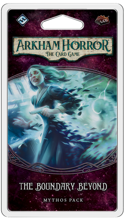 Arkham Horror: The Boundary Beyond
