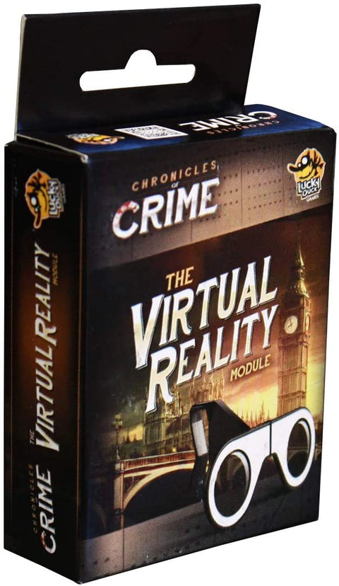 Chronicles of Crime: Virtual Reality