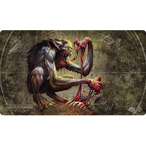 Arkham Horror: Bloodlust Playmat