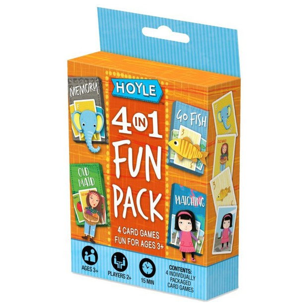 4 in 1 Fun Pack