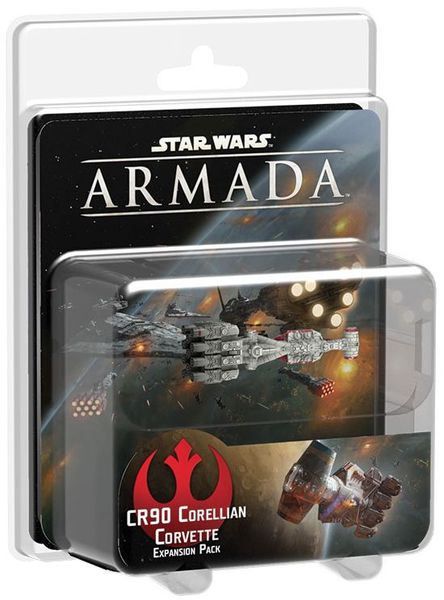 Star Wars Armada: CR90 Corellian Corvette