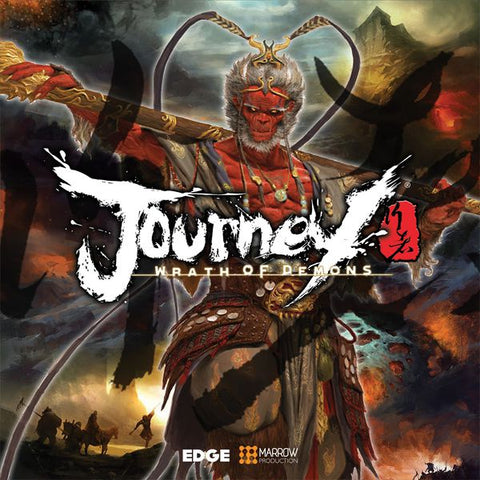 Journey: Wrath of Demons