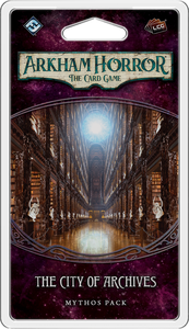 Arkham Horror: The City of Archives