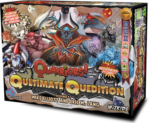 Quarriors!: Qultimate Edition