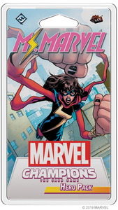 Marvel Champions: Ms Marvel Hero Pack