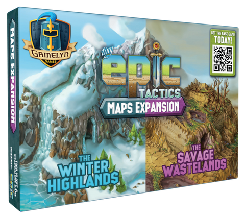 Tiny Epic Tactics Map Pack