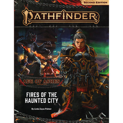 Pathfinder - Age of Ashes: Fires of the Haunted City