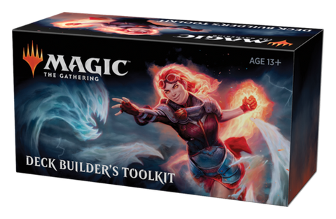 Magic the Gathering: Core Set 2020 Deck Builder`s Toolkit