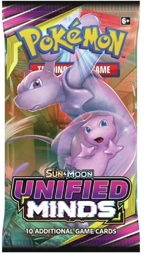 Pokemon: Unified Minds Booster Pack