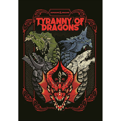 Dungeons & Dragons 5E: Tyranny of Dragons