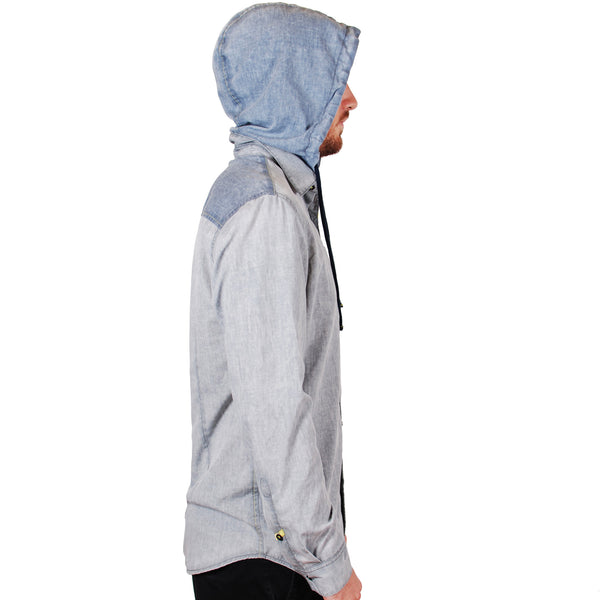Notification Hooded Woven