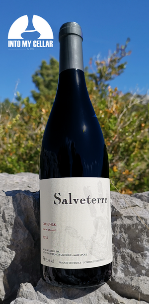 Salveterre, rouge, into my cellar, vente de vin nature en ligne