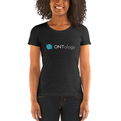 Ontology Ladies' short sleeve t-shirt