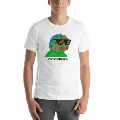 CryptoPepe 10 Short-Sleeve T-Shirt