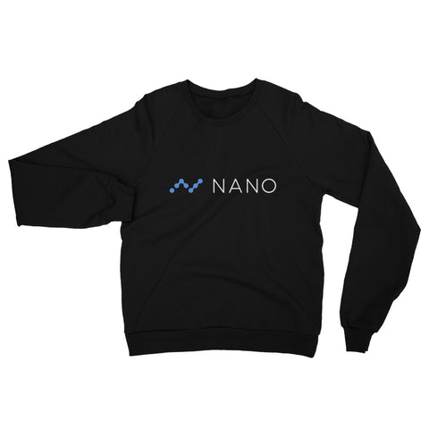 Nano California Fleece Raglan Sweatshirt