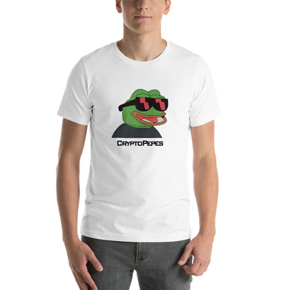 CryptoPepe 1 Short-Sleeve T-Shirt