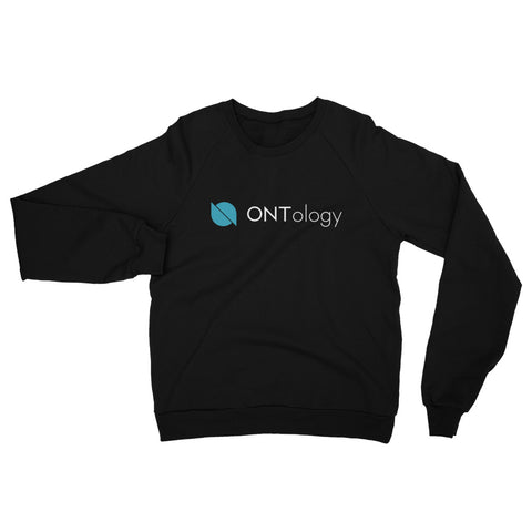 Ontology California Fleece Raglan Sweatshirt