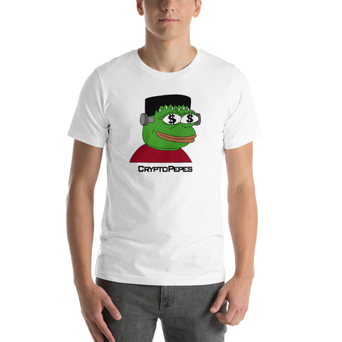 CryptoPepe 3 Short-Sleeve T-Shirt