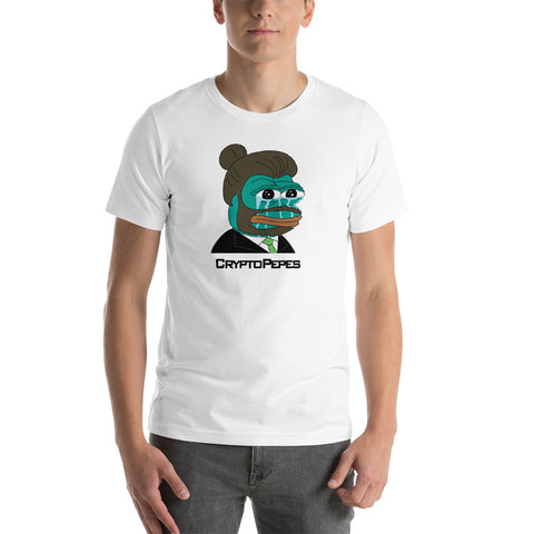 CryptoPepe 9 Short-Sleeve T-Shirt