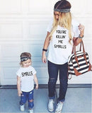 Mother and Child Shirt Combo