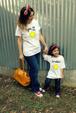 2 You are my sunshine Shirts, Mommy and Me Shirts, Twins Shirts, Sisters Shirts, Sibling Shirts, Mother's Day, best friend shirts, matching!