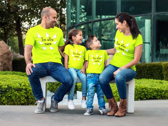 21d7c88d852cf Neon - disney family shirts, I'M WITH THEM, disney squad, let's do this,  Matching Outfit, disney matching shirts, mommy and me, ladies neon group