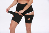 Thigh Trimmer Sweat Band Slimmer Weight Loss Legs Strap