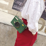 Personalized Design Camera Shape Shoulder Bag