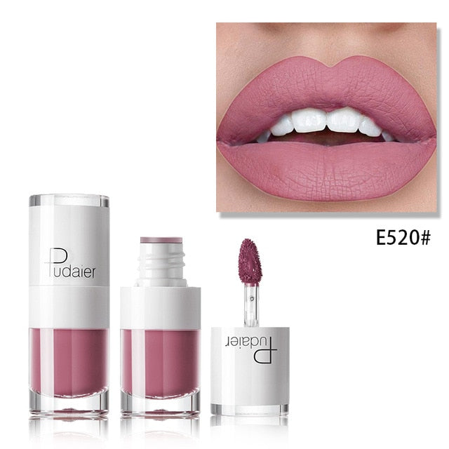 Waterproof Velvet Tattoo Long Lasting Matte Liquid Lipstick