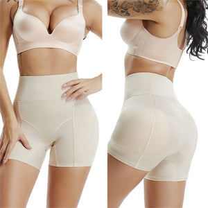 High Waist Padded Control Push Up Hip Modeling Invisible Butt Lifter