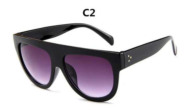 Vintage Luxury Retro Sunglasses