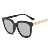 Bright Color Retro Sunglasses