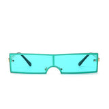 Trendy Resin Retro Sunglasses