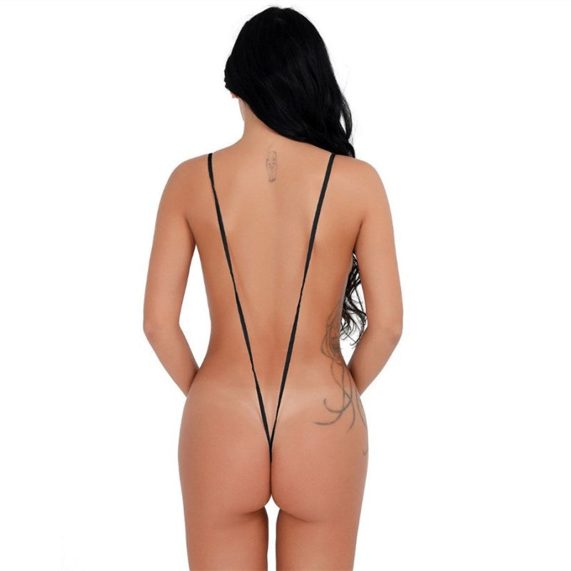 G String One Piece Swimsuit