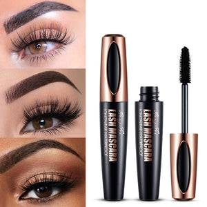 Cost-Effective Long Lasting 4D Silk Fiber Lash Mascara