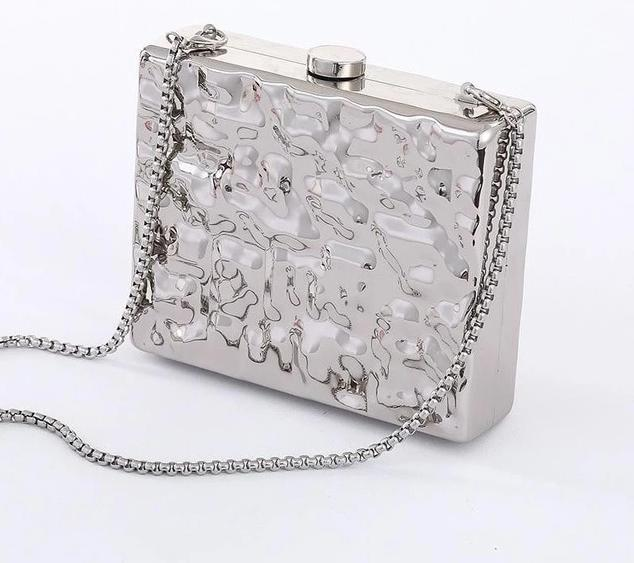 Wedding Party Elegant Chain Sling Crossbody Bag