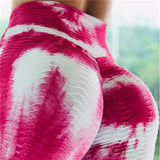 3D Printed Chrysanthemum Hearts Slim Leggings