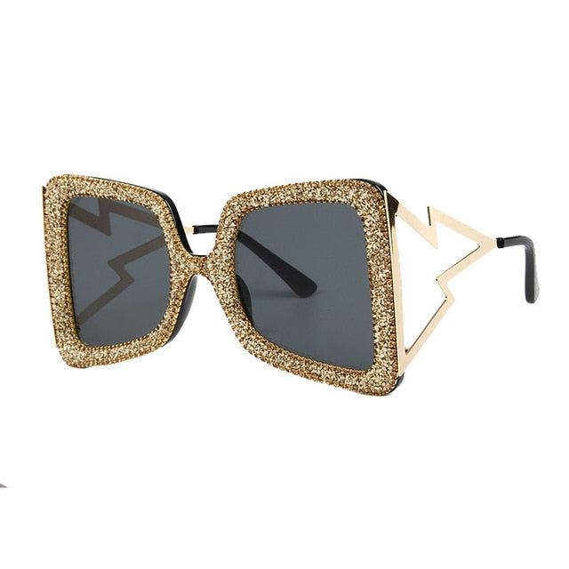 Vintage Square Fashion Sunglasses