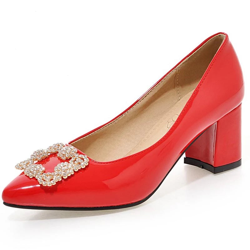 Footwear Slip On Pointed Toe Sweety Pump