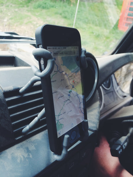 Best Car Phone Mount In Car