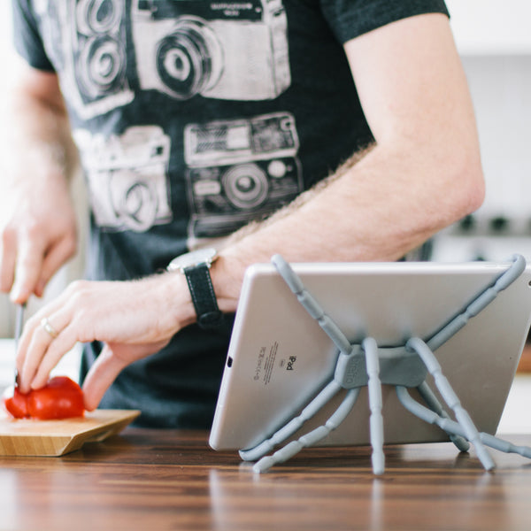 iPad Air Stand Kitchen