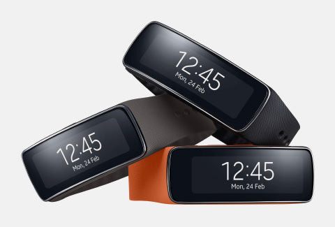 Samsung Gear Fit Concept