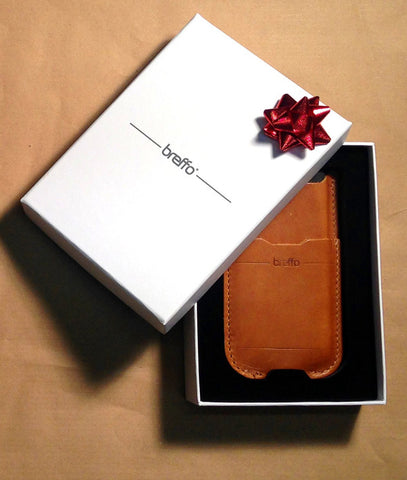 iPhone 5/5S Leather Sleeve