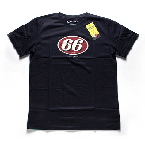 66 Mechanic Tee (Black)