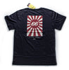66 Rising Sun Tee (Black Only)